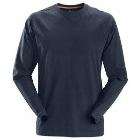 T-shirt AllroundWork - długi rękaw, Snickers 2410