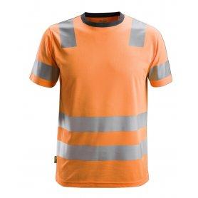T-shirt odblaskowy AllroundWork, EN 20471/2, Snickers 2530