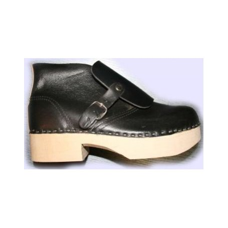 Buty dla Asfalciarzy, hutników, drewniana podeszwa OKULAKI