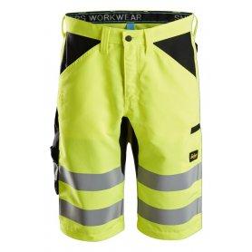Spodnie robocze krótkie odblaskowe, Snickers 6132
