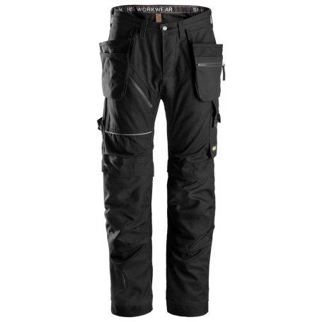 Spodnie RuffWork+ Cotton z workami kieszeniowymi 6215 Snickers