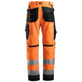 Spodnie odblaskowe AllroundWork+, EN 20471/2 6331 Snickers