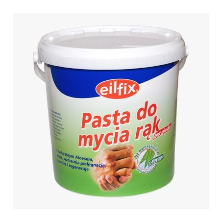 PASTA DO MYCIA RĄK z ALOE VERA Eilfix