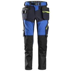 Spodnie Stretch FlexiWork+ z workami kieszeniowymi, Snickers 6940