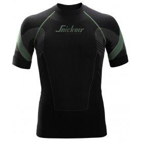 T-shirt FlexiWork, bezszwowy, Snickers 9426