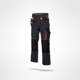 Spodnie do pasa monterskie POSEJDON Sara