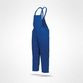 Spodnie ogrodniczki ocieplane DOKER Sara