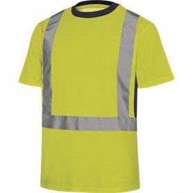 Koszulka T-Shirt odblaskowy NOVA DeltaPlus