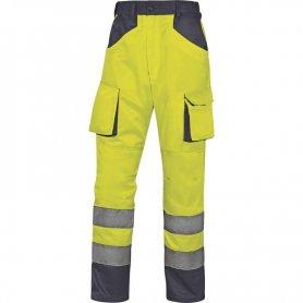 Spodnie robocze odblaskowe M2PHV DeltaPlus