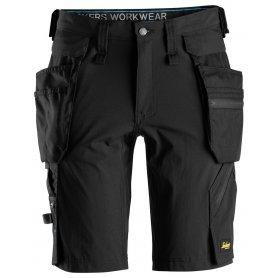 Spodnie robocze krótkie LiteWork+ 6108 Snickers
