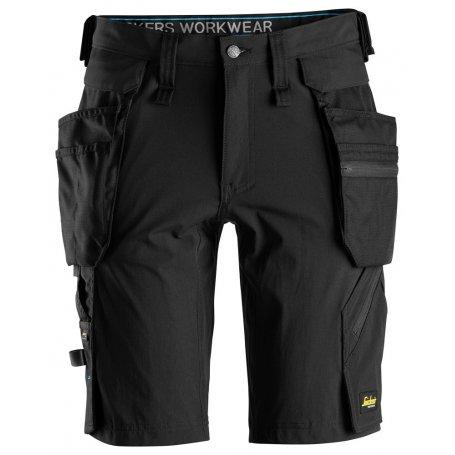 Spodnie robocze krótkie LiteWork+ Snickers 6108