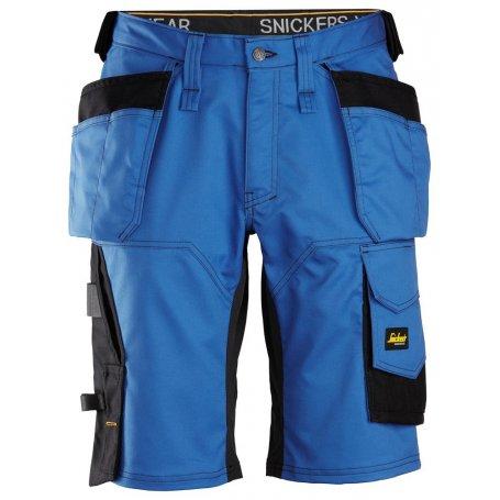 Spodnie krótkie Stretch AllroundWork Snickers 6151