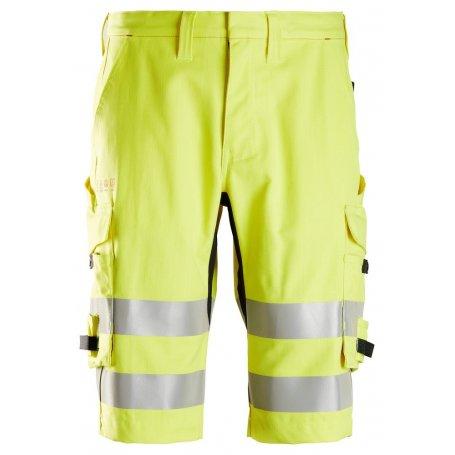 Spodnie robocze krótkie odblaskowe ProtecWork Snickers 6160