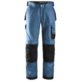 Spodnie DuraTwill 3312 Snickers - Rozmiar 108 | PRZECENA