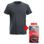 Koszulka T-shirt Snickers 2502 + GRATIS | PRZECENA