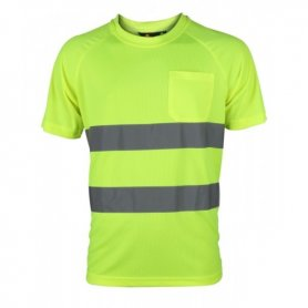 Koszulka odblaskowa VWTS01-B Żółta