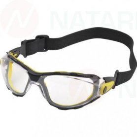 Okulary PACAYA CLEAR STRAP Deltaplus