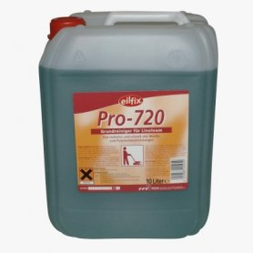 PRO 720 Wachs - und polymerlöser (STRIPPER DO LINOLEUM) Eilfix