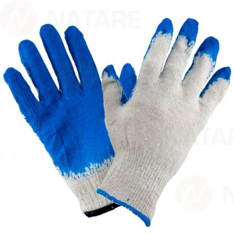 Rękawice WAMPIRKI - niebieskie 1/10/120/600 par Urgent