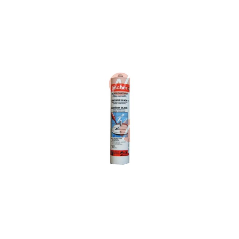 Silikon sanitarny biały 310 ml