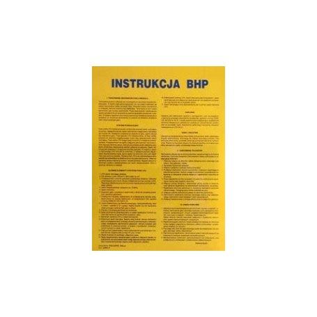 Instrukcja BHP dla montera na wysokości