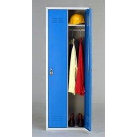 Szafka ubraniowa SZU30K2 o szerokości kolomn 300
