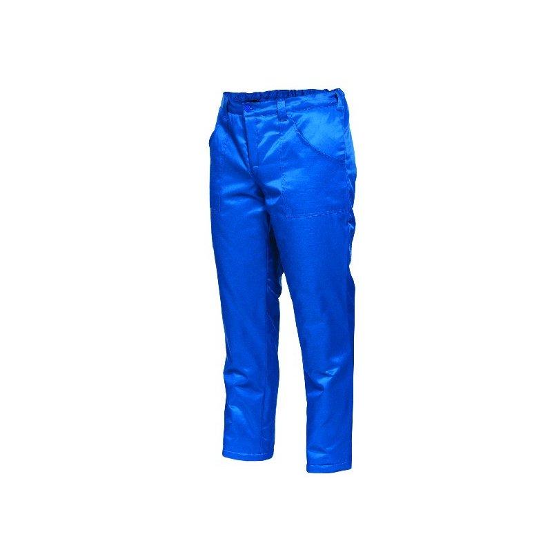 Spodnie w pasek ocieplane TRAPER Sara