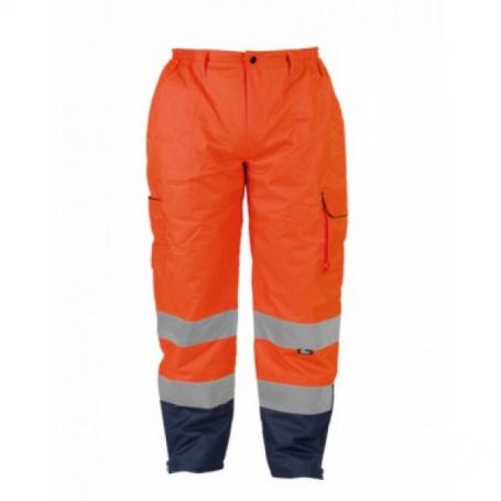 Spodnie ocieplane ostrzegawcze VWJK187 Vizwell