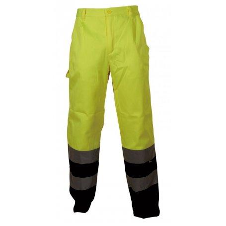 Spodnie robocze ostrzegawcze VWTC07-2 B Vizwell