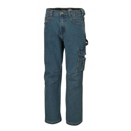 Spodnie dżinsowe ze streczem 7525 Beta