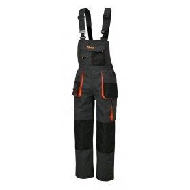 Spodnie robocze ogrodniczki poliester 7863E Beta