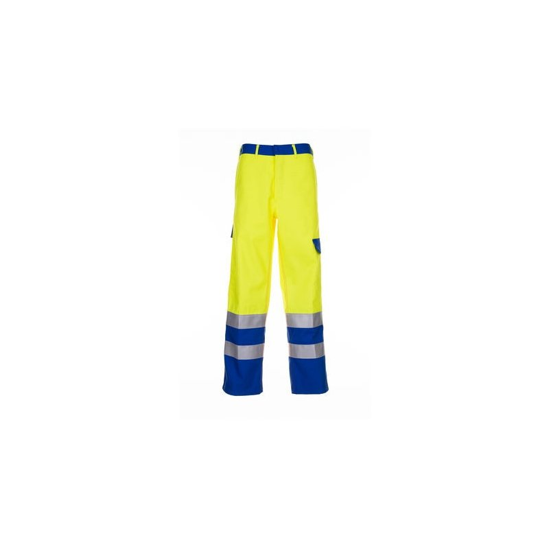 Spodnie do pasa odblaskowe Major Protect Planam