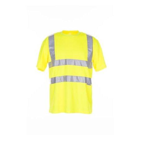 T-shirt jednokolorowy Planam