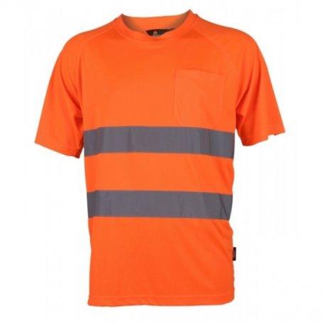 Koszulka robocza odblaskowa VWTS01-B Vizwell