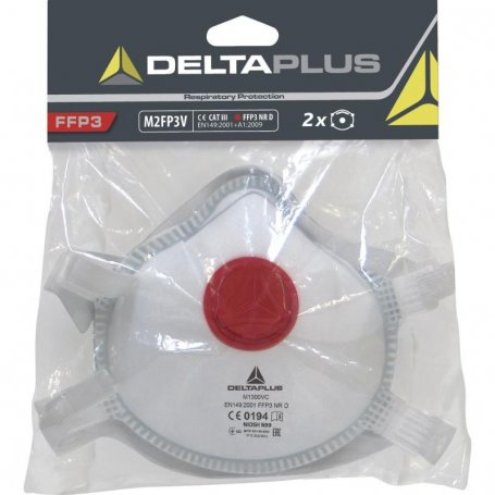 PółmaskI filtrujące M2FP3V Deltaplus