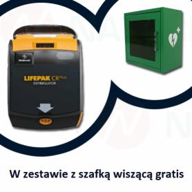 Defibrylator Physio Control Lifepak CR Plus AED