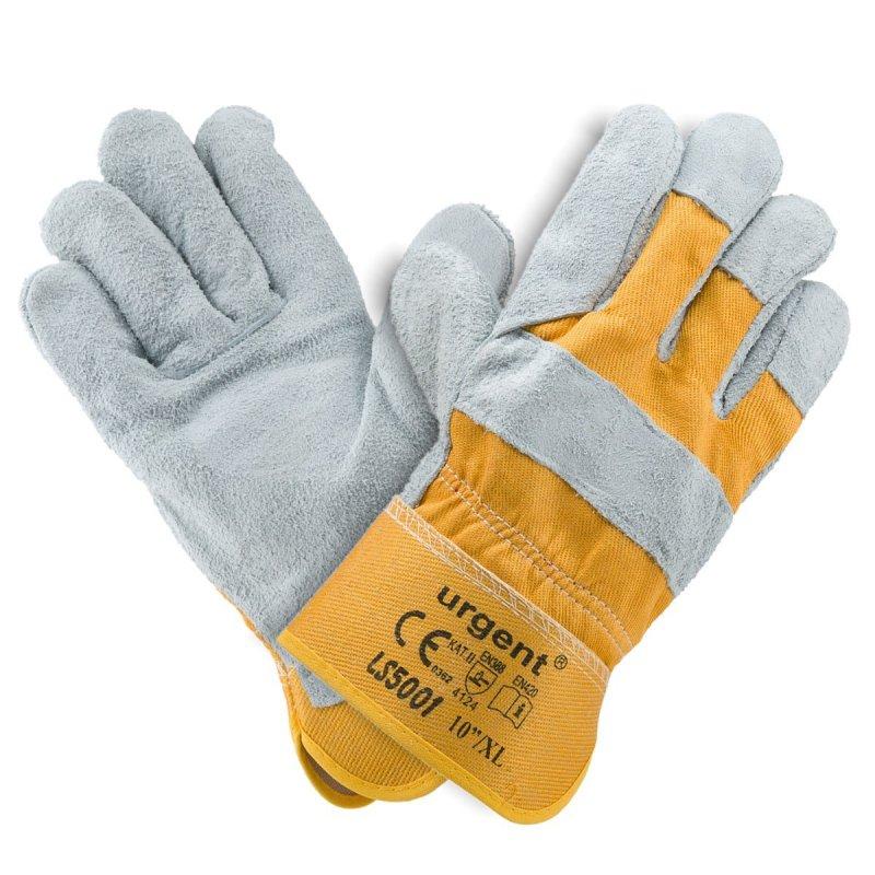 Rękawice skórzane LS 5001 Urgent