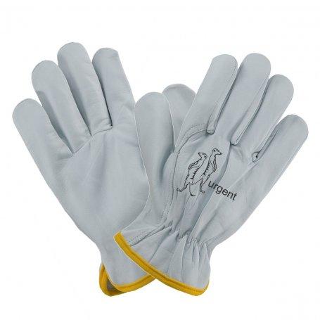 Rękawice skórzane Rękawice 1204 z koziej skóry Urgent