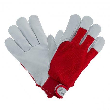 Rękawice skórzane 1202 z koziej skóry Urgent