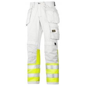 Spodnie Odblaskowe dla malarzy, EN 20471/1 3234 Snickers