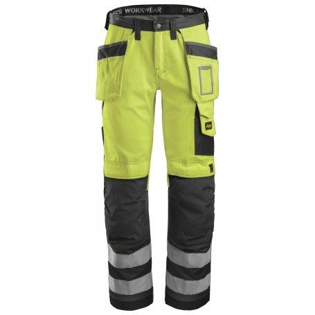 Spodnie odblaskowe, EN 471/2 3233 Snickers