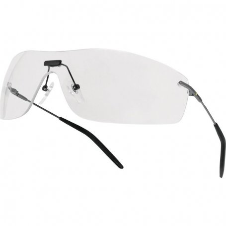 Okulary Salina clear smoke