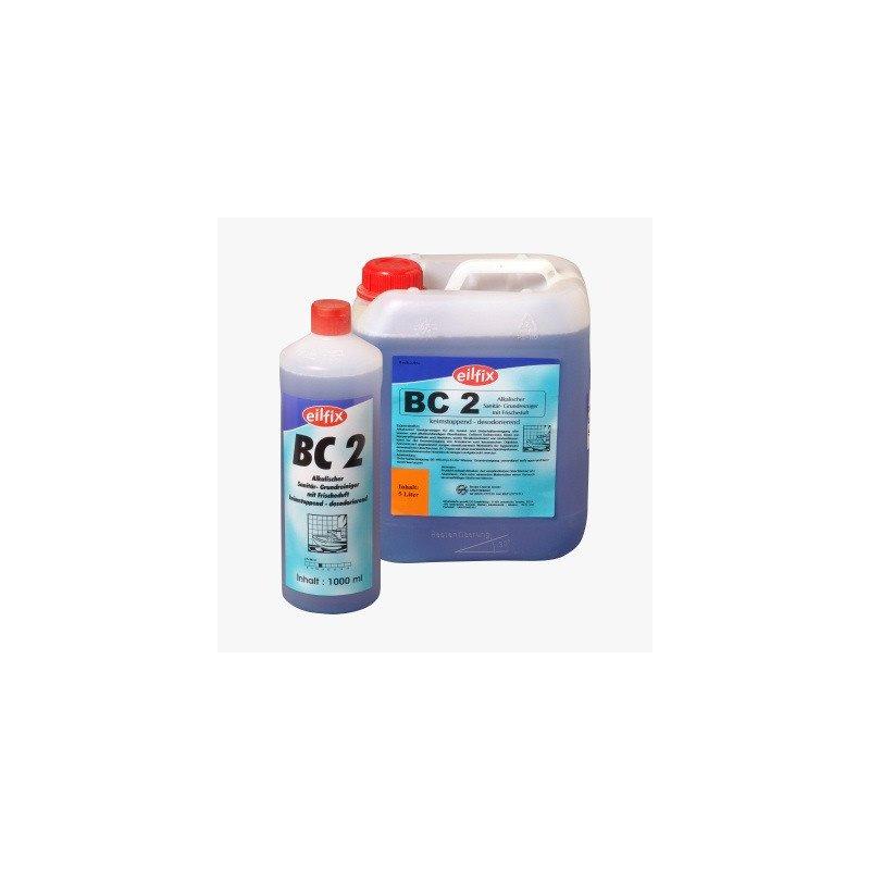 BC-2 SANITARREINIGER ALKALISCHER (zasadowy) Eilfix