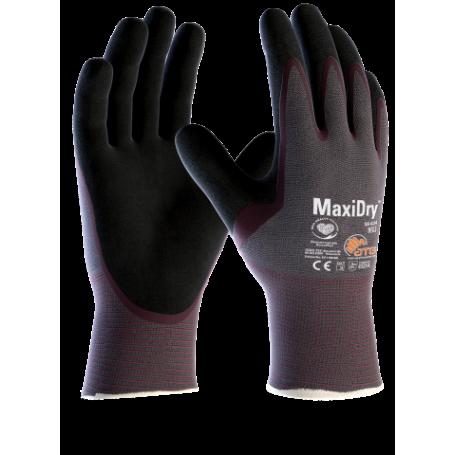 ATG Rękawice MaxiDry 56-424 odporne na substancje oleiste