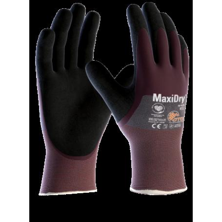 ATG Rękawice MaxiDry 56-425 odporne na substancje oleiste
