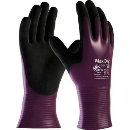 ATG Rękawice MaxiDry 56-426 odporne na substancje oleiste