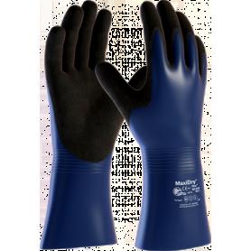ATG Rękawice MaxiDry Plus 56-530 odporne na substancje chemiczne