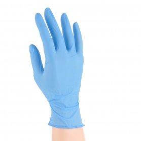 Rękawice jednorazowe nitrylowe TURKUS