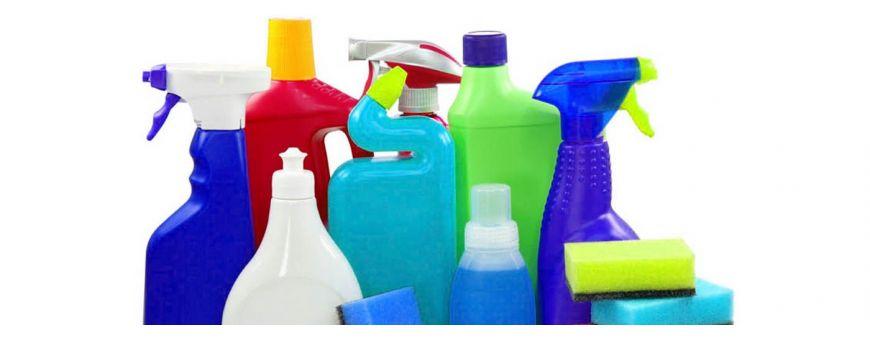 Środki czystości, chemia