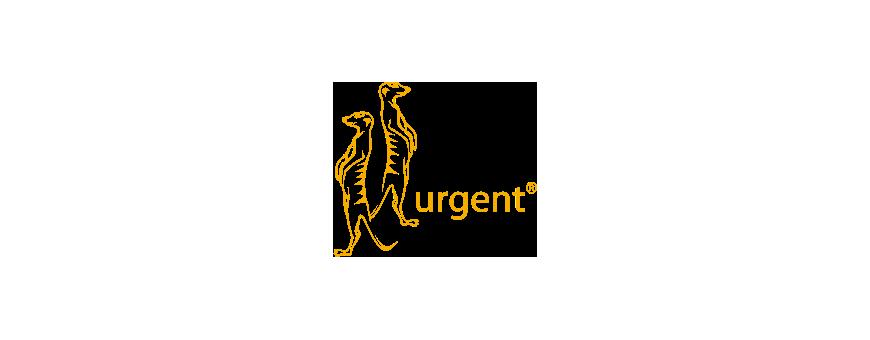 Ogrodniczki, spodnie robocze Urgent